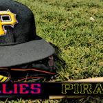 Phillies at Pirates