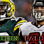 Packers at Falcons