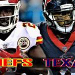 Chiefs at Texans