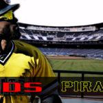 Reds at Pirates