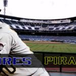 Padres at Pirates