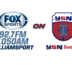 Fox Sports Williamsport, News Talk 104.1 & 1600 and YSN jointly announce partnership agreement for online video broadcasts.