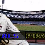 Royals at Pirates