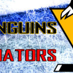 Penguins at Senators