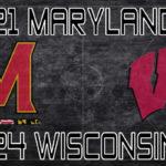 MBB: 21 Maryland at 24 Wisconsin