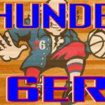 Thunder at 76ers