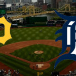 Pirates Continue Series With Tigers