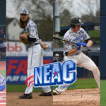 Kittle and Holt Named All-NEAC First Team; Carles and Flicker Second Team