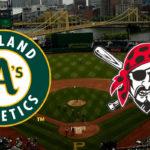 Pirates Continue Series With Athletics